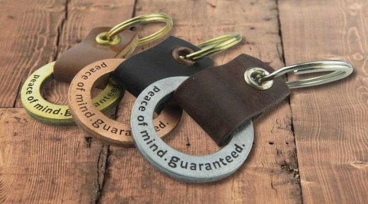 Zen Keychains