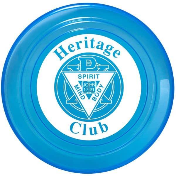 """9"""" Printed Flyer - Heritage Club"""