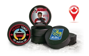 Official Hockey Pucks