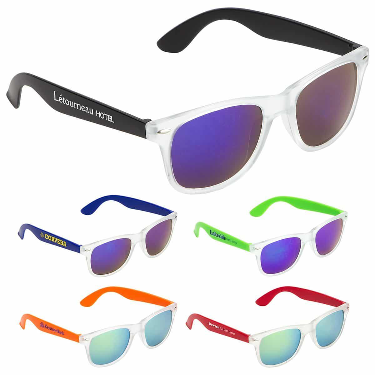 Mirrored Promotional Sunglasses