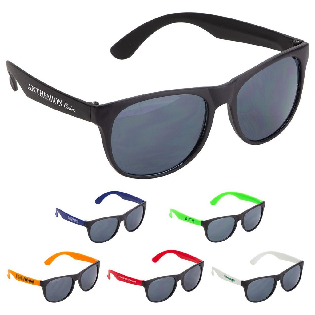 Black Promotional Sunglasses