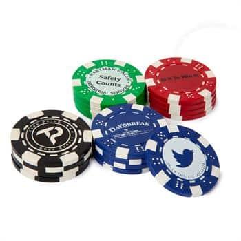 Standard Poker Chips