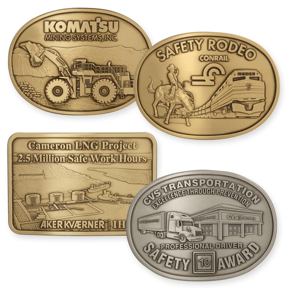 Komatsu Mining, Conrail, Cameron LNG, CVS Transportation